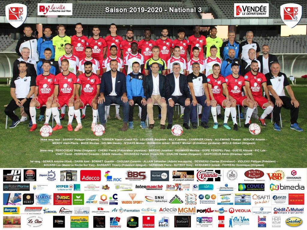 Une Decision Injuste Pour La Roche Vf La Roche Vendee Football